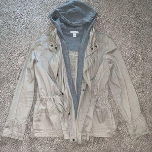 Lightweight Tan Jacket